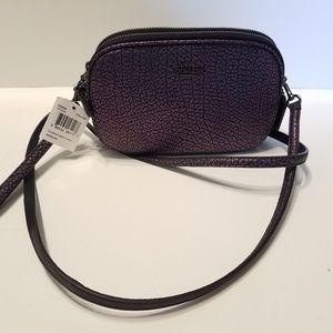 NWT RARE Hologram Coach purse clutch